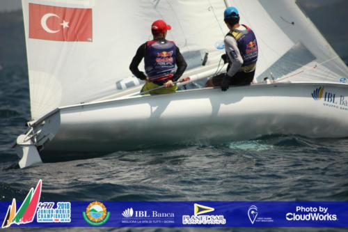 Campionato Mondiale di Vela Classe 470 166