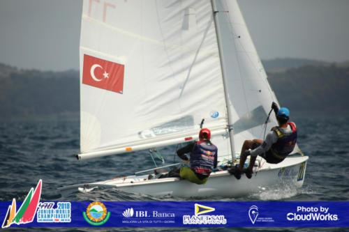 Campionato Mondiale di Vela Classe 470 167