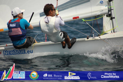 Campionato Mondiale di Vela Classe 470 168