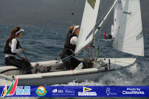 Campionato Mondiale di Vela Classe 470 25