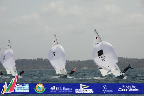 Campionato Mondiale di Vela Classe 470 26