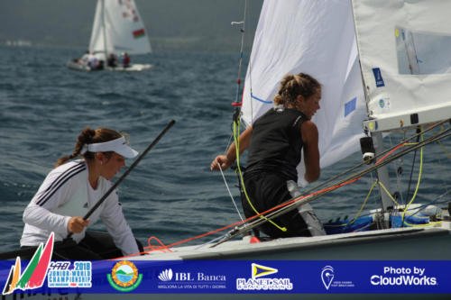 Campionato Mondiale di Vela Classe 470 28