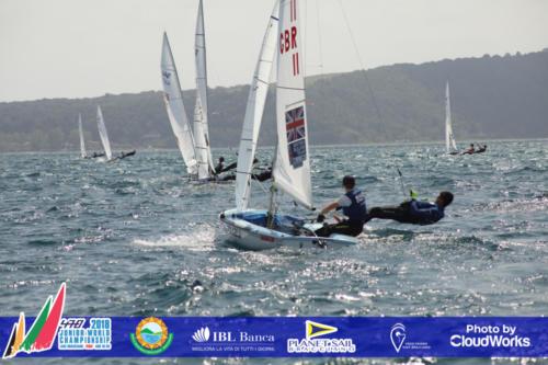 Campionato Mondiale di Vela Classe 470 3