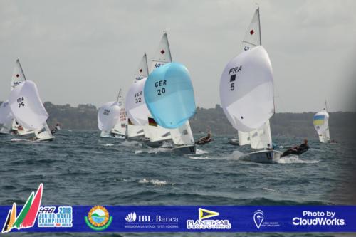 Campionato Mondiale di Vela Classe 470 30
