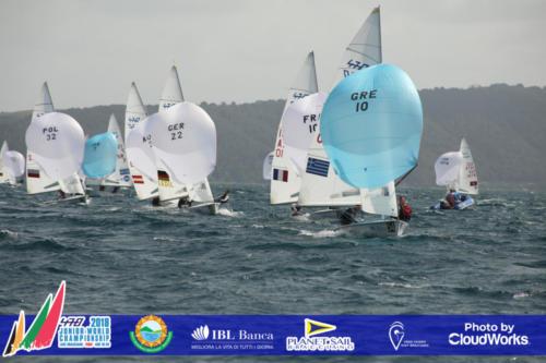 Campionato Mondiale di Vela Classe 470 42