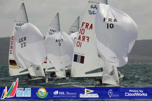 Campionato Mondiale di Vela Classe 470 43