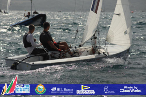 Campionato Mondiale di Vela Classe 470 44