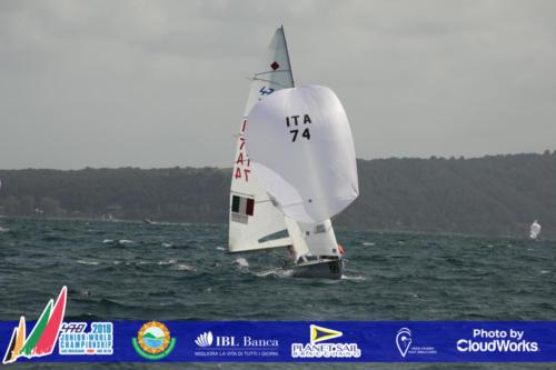 Campionato Mondiale di Vela Classe 470 48