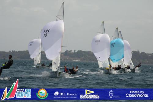 Campionato Mondiale di Vela Classe 470 5