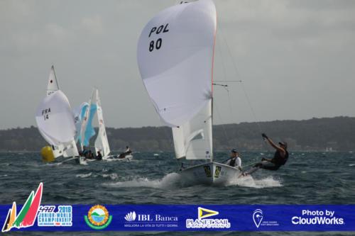 Campionato Mondiale di Vela Classe 470 50