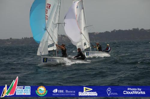 Campionato Mondiale di Vela Classe 470 58