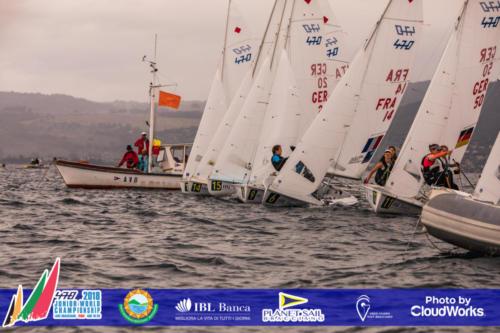 Campionato Mondiale di Vela Classe 470 12