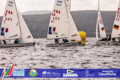 Campionato Mondiale di Vela Classe 470 155