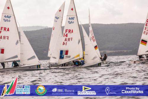 Campionato Mondiale di Vela Classe 470 156