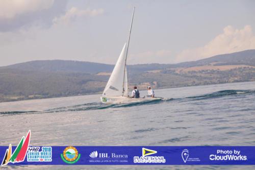 Campionato Mondiale di Vela Classe 470 163