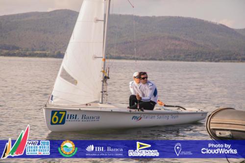 Campionato Mondiale di Vela Classe 470 169