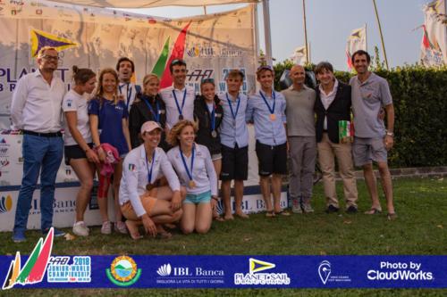 Campionato Mondiale di Vela Classe 470 171
