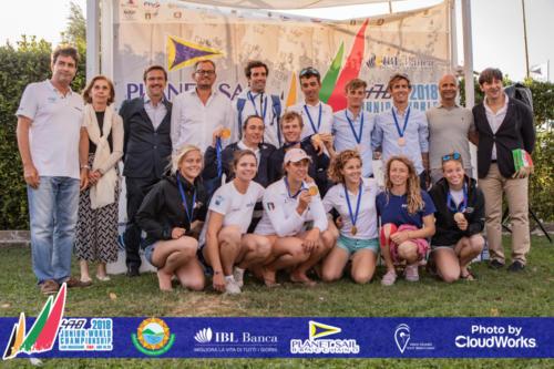 Campionato Mondiale di Vela Classe 470 172