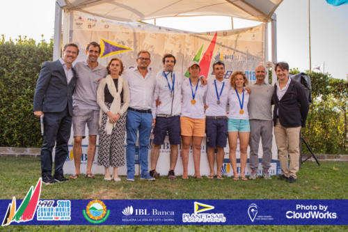 Campionato Mondiale di Vela Classe 470 174