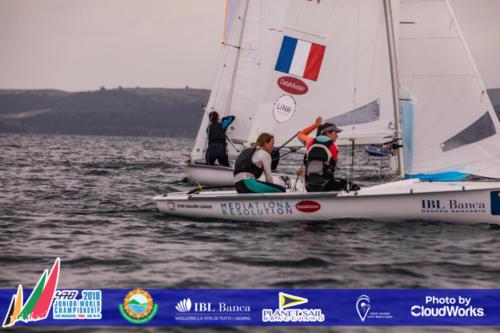 Campionato Mondiale di Vela Classe 470 18