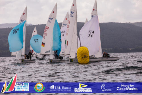 Campionato Mondiale di Vela Classe 470 19