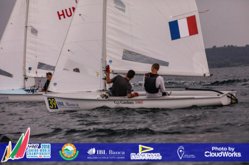 Campionato Mondiale di Vela Classe 470 20