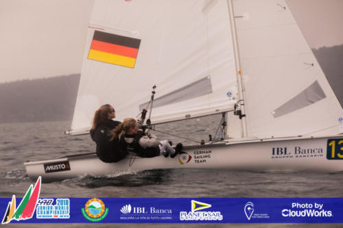 Campionato Mondiale di Vela Classe 470 6