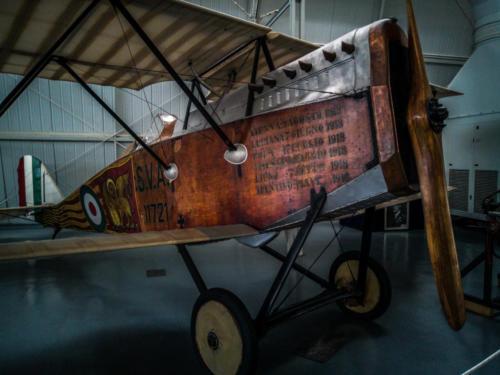 Museo dell'Aeronautica Militare 4