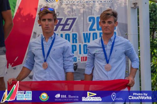 Premiazione Campionato Mondiale di Vela Classe 470 26