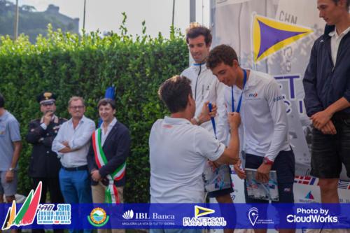 Premiazione Campionato Mondiale di Vela Classe 470 28