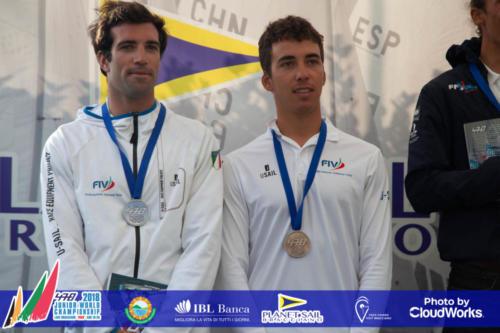 Premiazione Campionato Mondiale di Vela Classe 470 34